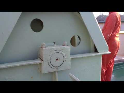 UNI-ADROIT PORT- SIDE MOORING WINCH ABNORMAL
