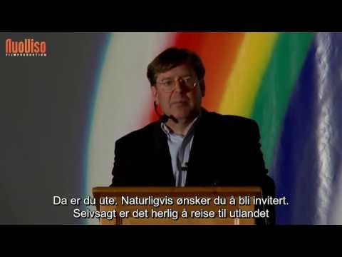 Foredrag av Udo Ulfkotte om kjøpte journalister med norsk tekst
