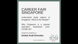 Career Day Singapore