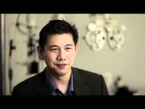 Why I became an ophthalmologist -- Dr Colin Chan: Vision Eye Institute Australia