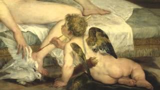 Ares and Aphrodite. Eros