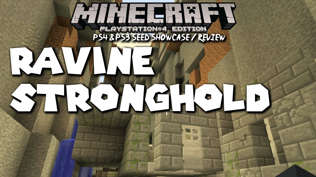 how to find a stronghold in minecraft ps4