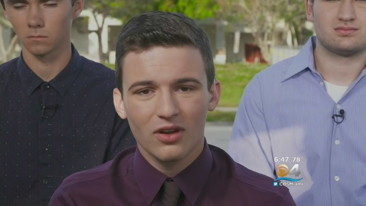 Turning Anger Into Activism: School Shooting Victims Say 'Never Again'