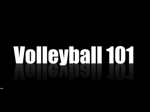 Volleyball 101 - A Basic Guide To Volleyball