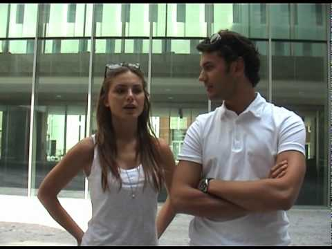 Nina and Milos talk about studying @Bocconi thumbnail
