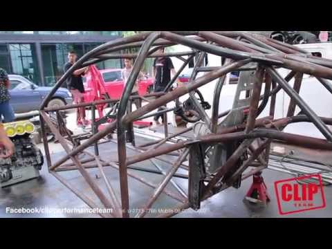 Teaser Space Frame 3Door by ISSARA SHOP