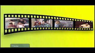 how to design movie reel film movie clip photoshop part 10