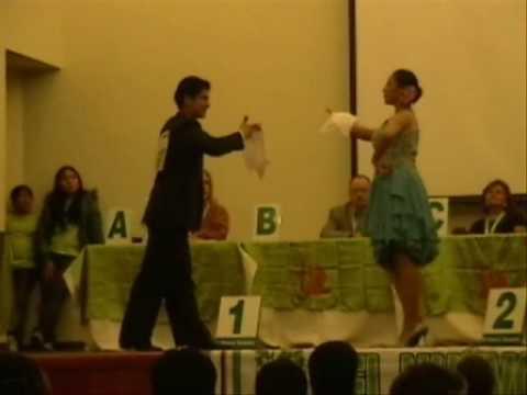 Alicia Calderon y Alejandro Gutierrez - Marinera L...