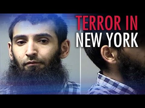 NYC Terror: CIA insider slams Diversity Visa program