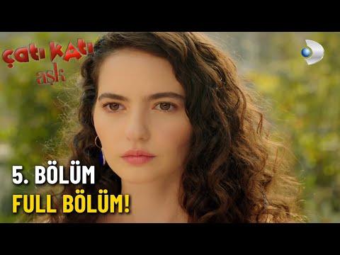 Çatı Katı Aşk - 5.Bölüm | Full HD