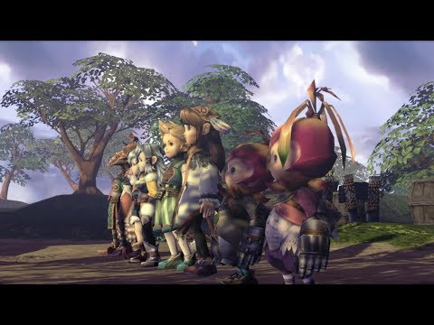 Final Fantasy Crystal Chronicles Remastered Edition' Finally