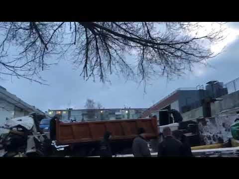 Трагедия в Туле: водитель крана не выставил опоры