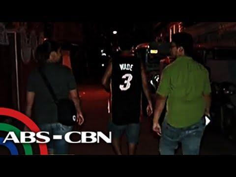 UKG: Bahay sa Pasay nilooban