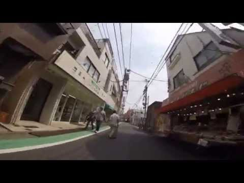TOKYO,TOKYO,TOKYO !(587)Nakano-ku Nogata 〜野方商店街をチャリ走してみました!