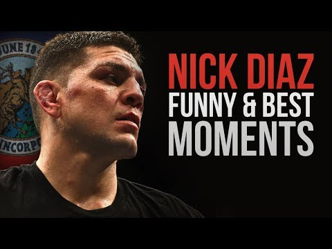 Thumbnail: Nick Diaz Funny and Best Moments - Funny Videos 2017