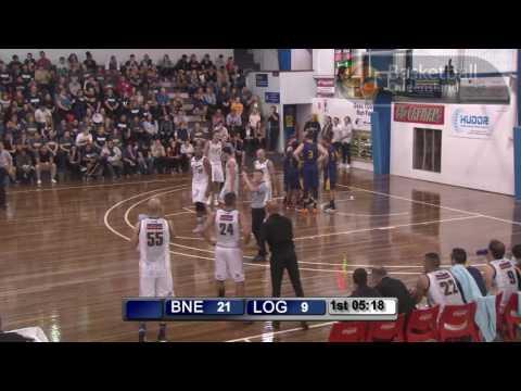 Brisbane Capitals Vs Logan Thunder Men's QBL Semifinal 2016
