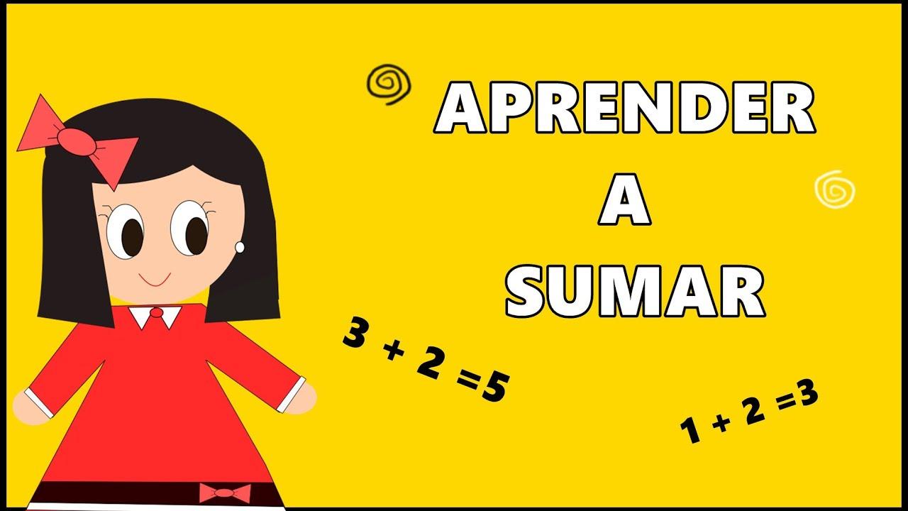 Aprender a sumar sumas para ni os matem ticas para for Aprendiendo y jugando jardin infantil