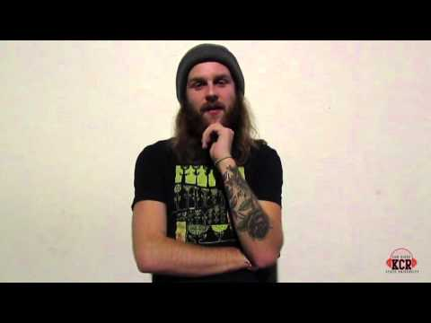 KCR College Radio - Interview with Cam Boucher (Sorority Noise)