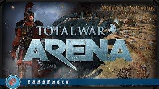Скачать Долгожданная Аренка Total War Arena