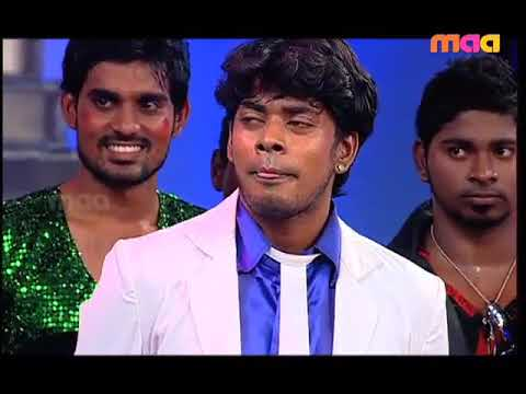 Challange 3 raghu&sandy performence ponal pogattum poda Remix(Telugu version)