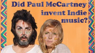 Why Paul McCartney's RAM is the first Indie Pop album