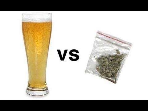 Cannabis Und Alkohol