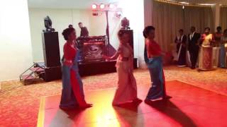 Surprise Wedding Dance 2K17        Dilusha & Dilhara