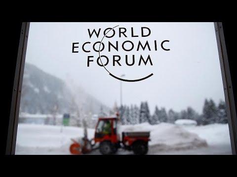 euronews (in Italiano): Davos 2018, attesa per Donald Trump