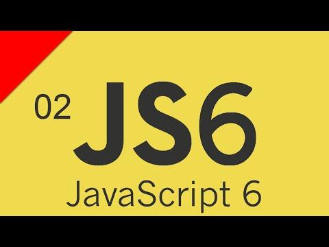 JavaScript 6 02: JavaScript Classes