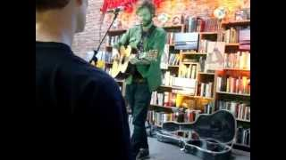 Neil Halstead - Digging Shelters LIVE @ Fingerprints Music, Long Beach CA 27-10-2012 [Part 9/10]