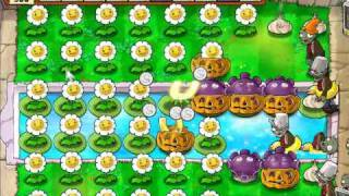Plants Vs Zombies - Easy Gold - Last Stand (9 Seeds)