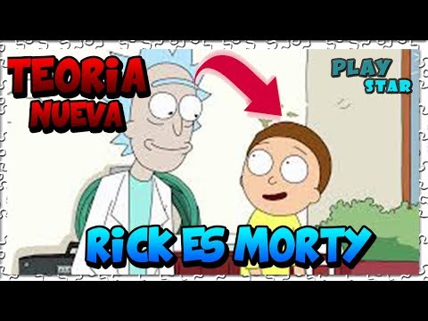 Rick Es Morty Nueva Pista | TEORIA | 'Rick & Morty Matan a Los Simpsons'