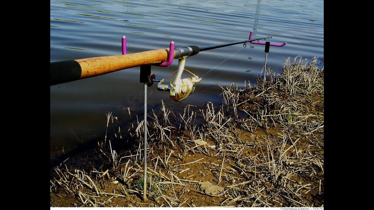 Рыбалка фидером в подмосковье видео