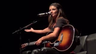 Estreia Show Acústico Paula Fernandes no Tom Brasil