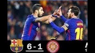 Video Barcelona vs Girona 6-1 All Goals & Highlights 2.25.2018 720 HD download MP3, 3GP, MP4, WEBM, AVI, FLV November 2018