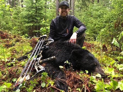 SPRING BLACK BEAR HUNT | NEW BRUNSWICK