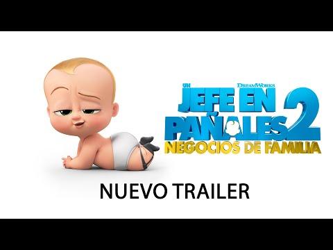 Un Jefe en Pañales 2: Negocios de Familia - Tráiler Oficial 2 (Universal Pictures) HD