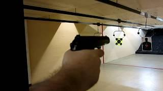 Вальтер ППКс и пистолет Макарова в тире - стрельба на неточность. Вопрос и Ответ 4.3