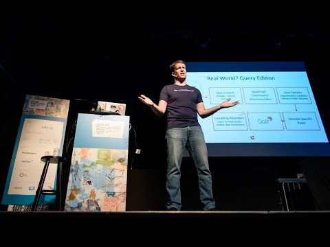 Berlin Buzzwords 2017: Grant Ingersoll - BM25 is so Yesterday: Modern Techniques for Better Search.. on YouTube