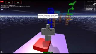 ROBLOX- 600 stage obby- part 1