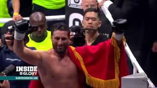 2018: Year in Review - Eight Man Heavyweight Tournament Recap