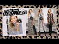 HOW TO STYLE ANIMAL PRINT // Haul & Try On // Janaury 2019