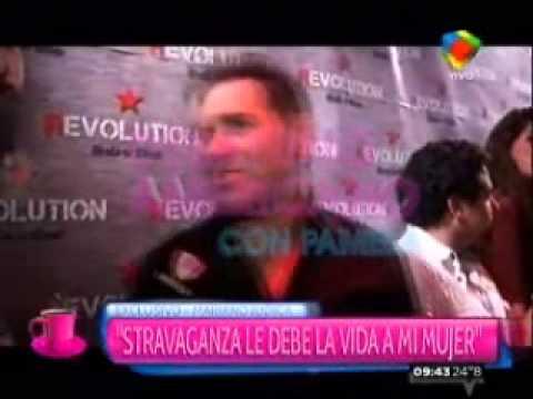 """Mariano Iúdica apuntó alto: """"Stravaganza no le debe plata a mi mujer, ¡le debe la vida!"""""""