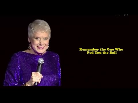Jeanne Robertson | Remember the One Who Fed You the Ball ...