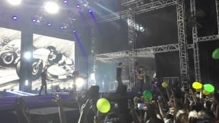 Take on Me - a-ha Cast in Steel Tour 2015 - Fortaleza CE - 10/10/2015