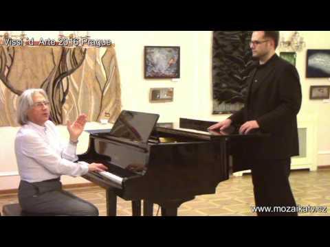 Vissi d Arte 2016 - Masterclass - Vladimir Chernov II. část