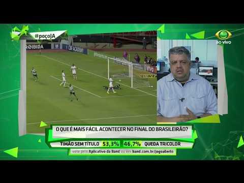 Héverton: Corinthians Não Vai Ser Campeão Brasileiro