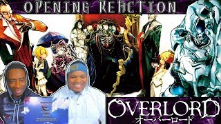 Overlord Opening 1 3 Reaction BLIND REACTION