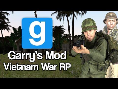 Vietnam War RP (Garry's Mod)