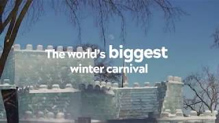 Québec City's Hottest Winter Carnival